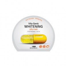 BANOBAGI Vita Genis WHITENING jelly mask 10 pcs