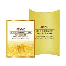 SNP GOLD COLLAGEN AMPOULE MASK 10pcs