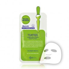 MEDIHEAL TEATREE HEALING SOLUTION ESSENTIAL MASK EX 10 pcs